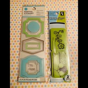 10pcs Tags, cards & Invitations Stamps